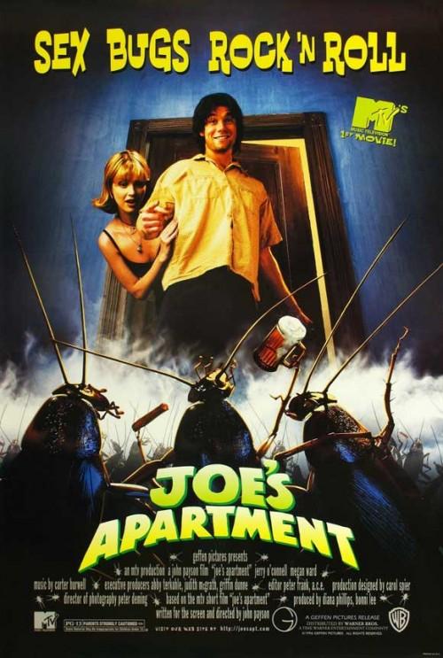 فيلم joe's apartment مترجم كامل