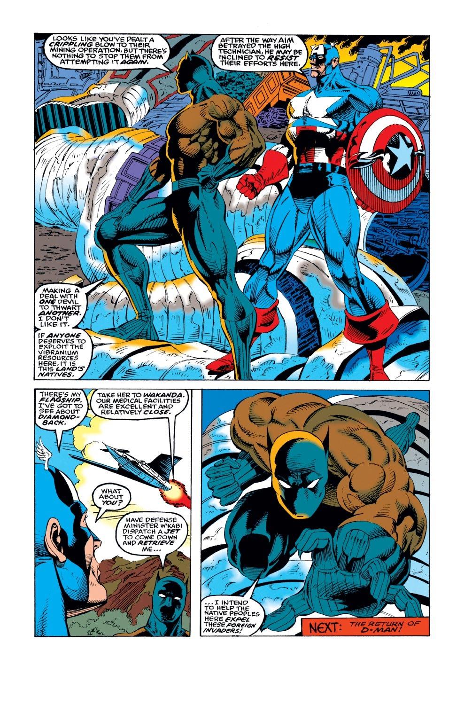 Captain America (1968) Issue #417 #366 - English 26