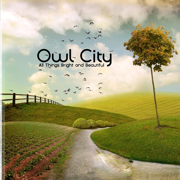 Free Download Fuzzy Blue Lights Owl City