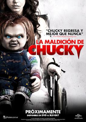 Chucky El Muñeco Diabolico 6 (2013) [Dvdrip] [Latino] [1 Link]