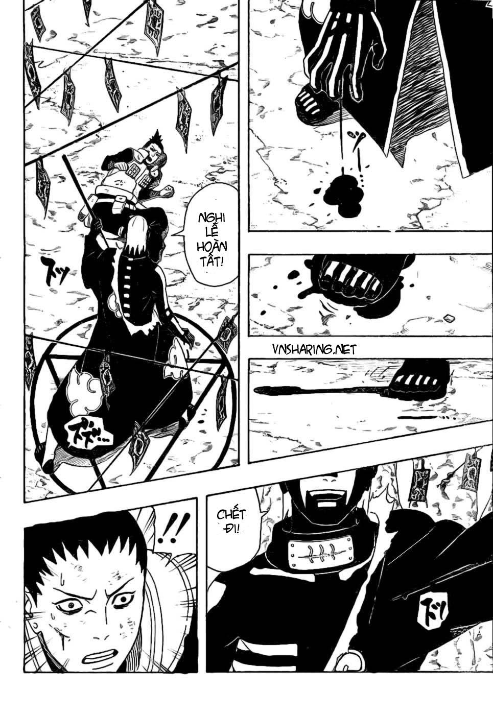 Naruto chap 336 Trang 11 - Mangak.info