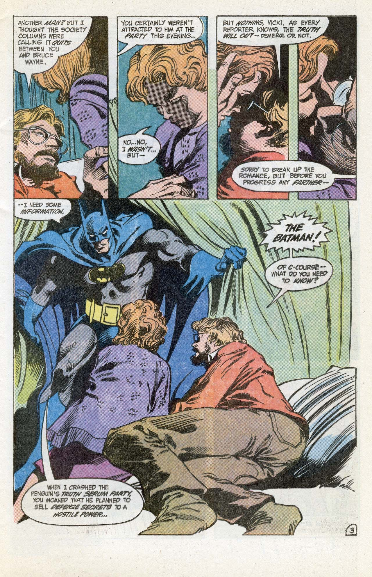 Detective Comics (1937) Issue #541 Page 5