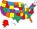 States Visited In New RV