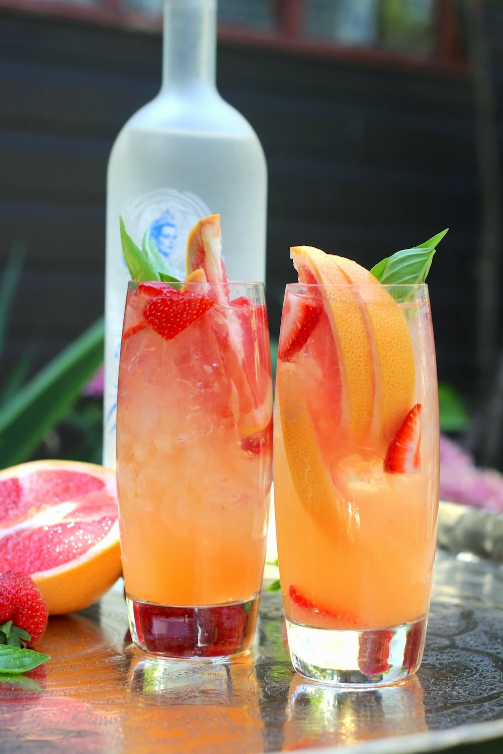 Summer Drinks Festival with World Duty Free - Vodka