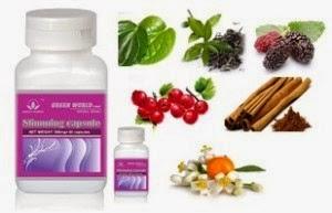 Slimming Capsule Obat Herbal Pelangsing Tubuh