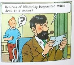 Blistering Barnacles!