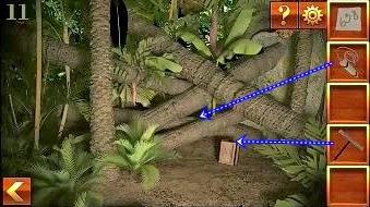 Can You Escape Adventure Level 11 Cheats