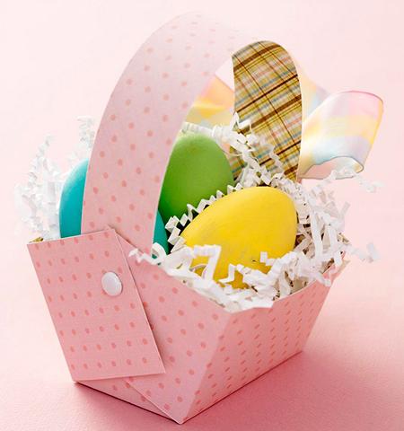 Супер лесни кошнички за яйца