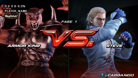 [PSP] Tekken 6 [ESPAÑOL] [1 LINK] [MEGA] 20121201110054