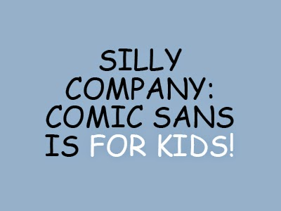 Comic Sans: The Internet's Most Hated Font
