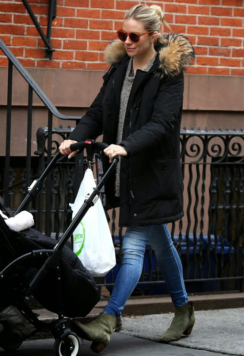 mamasVIB | V. I. BABYMAMAS: The coat that all stylish mamas are wearing…step forward the Parka! | The coat that all stylish mamas are wearing | Parka coats | Sienna Miller style| celebrity get the look | the mama uniform | practical coats for new mums | style | fashion for mums | coats | mamasVIB