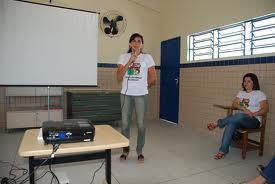 PROFESSORA CANDIDA E A VICE DIRETORA LOURDES