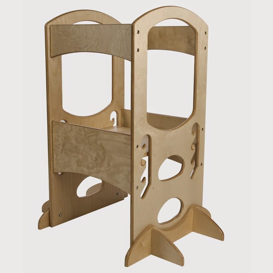 lattes laughter ikea learning tower hack. Black Bedroom Furniture Sets. Home Design Ideas