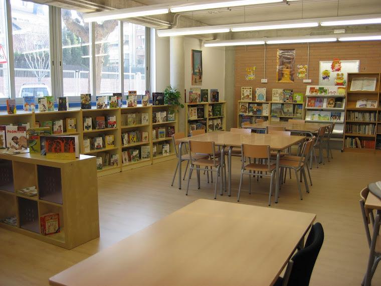 la biblioteca del Sant Francesc