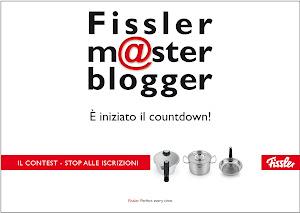 Iscriviti a Fissler Master blogger, il primo contest che esce dal web!