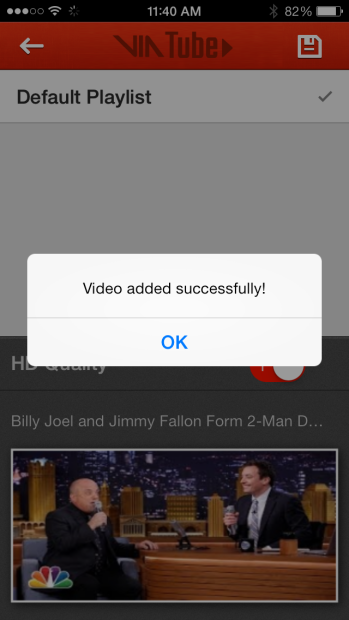 Download YouTube Videos on your iPhone