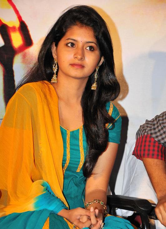 Reshmi Menon Cute Pics At Theneer Viduthi Audio Launch New Movie
