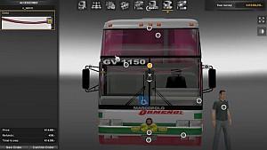 MB GV 1160 Bus mod