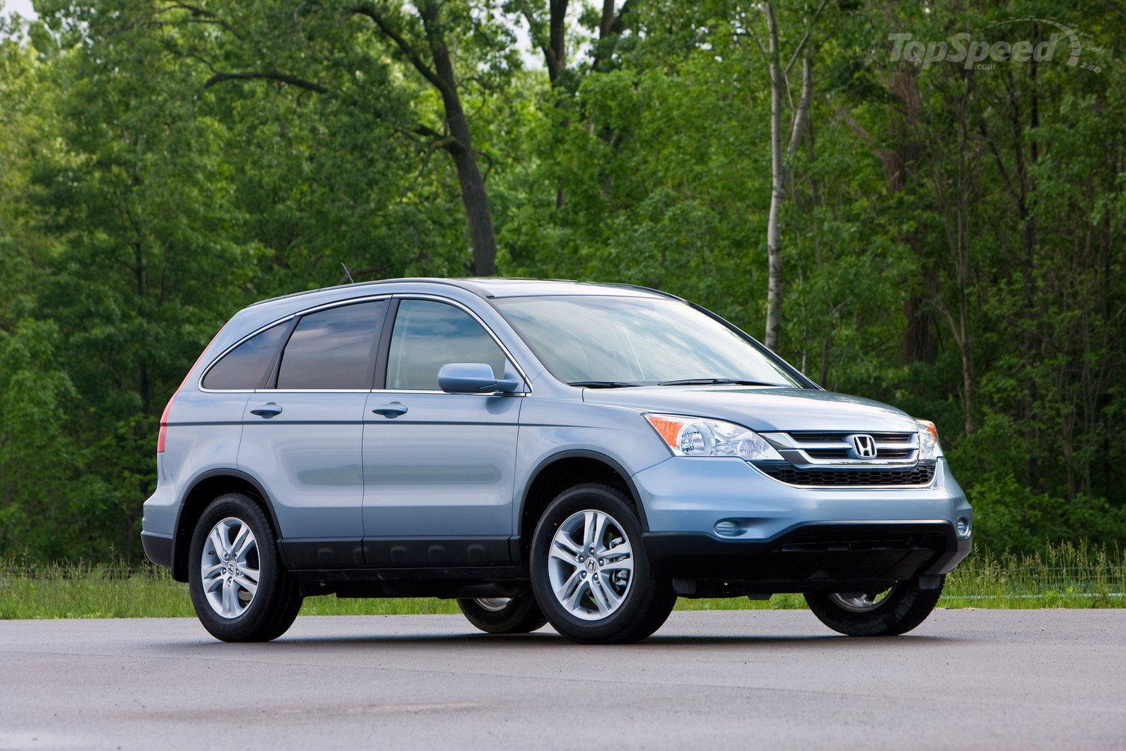 Car Model 2012 2011 Honda Crv