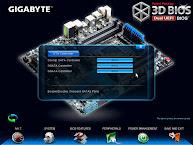 BIOS 3D GIGABYTE