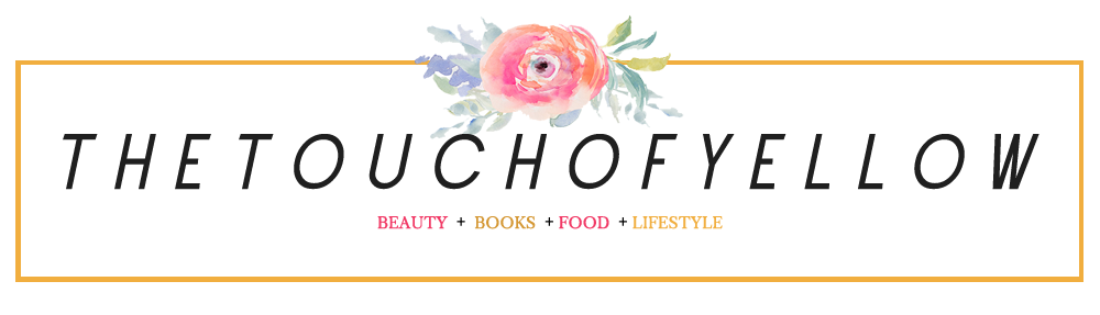THE TOUCH OF YELLOW - A Beauty Blog & Lifestyle Blog by Mhisha Cuyson