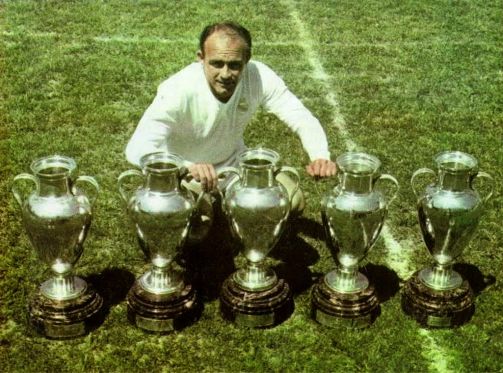 Alfredo Di Stéfano – The World's First Total Footballer