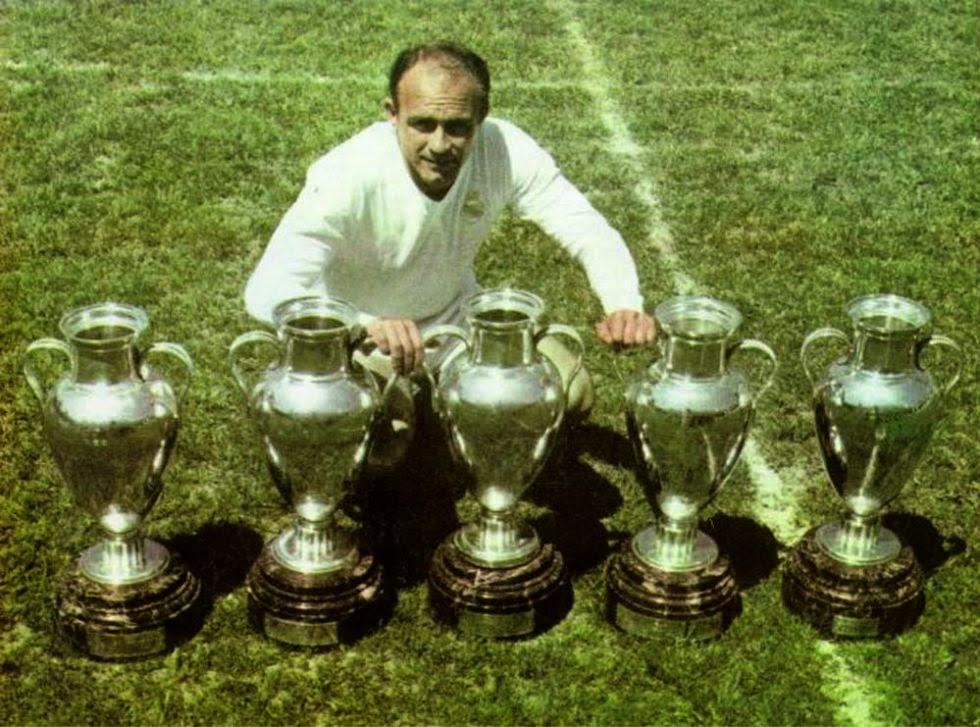 Alfredo Di Stéfano – The World's First Total Footballer