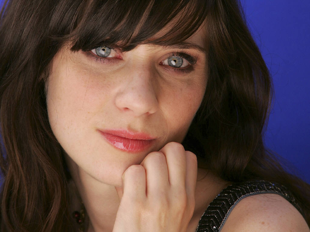 Zooey Deschanel Hair Layers Zooey Deschanel more