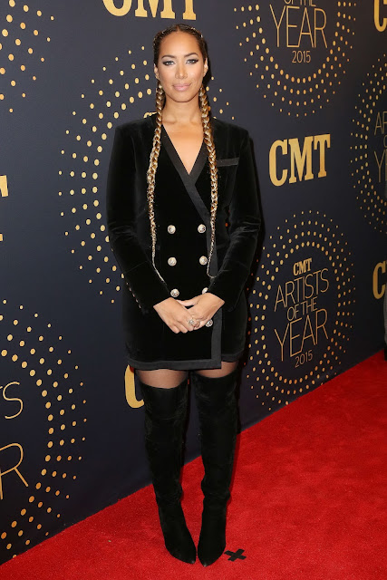 Singer, @ Leona Lewis At CMT Artists Of The Year At Nashville's Schermerhorn Symphony Center