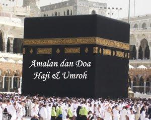 Doa Haji dan Umroh