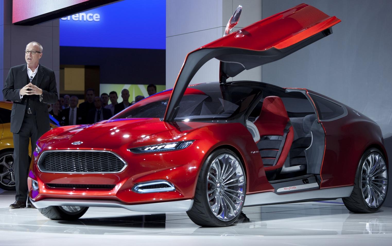 Diseño final del Mustang 2015/ Final design of the 2015 Mustang
