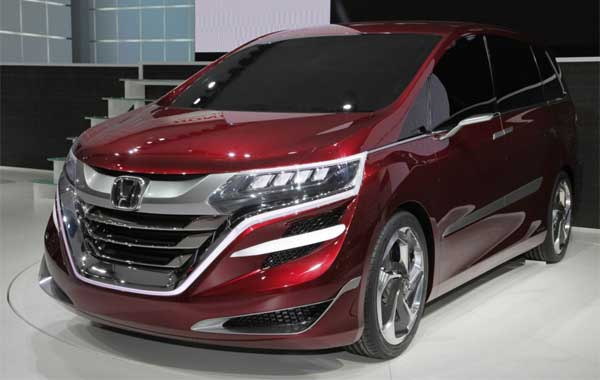 Hotcarupdate 2014 Honda Concept M Live At Shanghai Auto