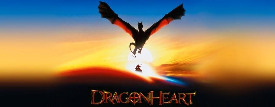 ... do DragonHeart Coração de Dragão