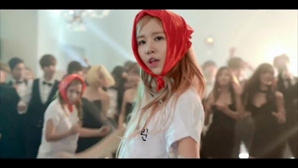 Crayon Pop Ellin Uh Ee