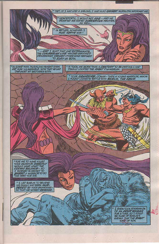Conan the Barbarian (1970) Issue #240 #252 - English 8