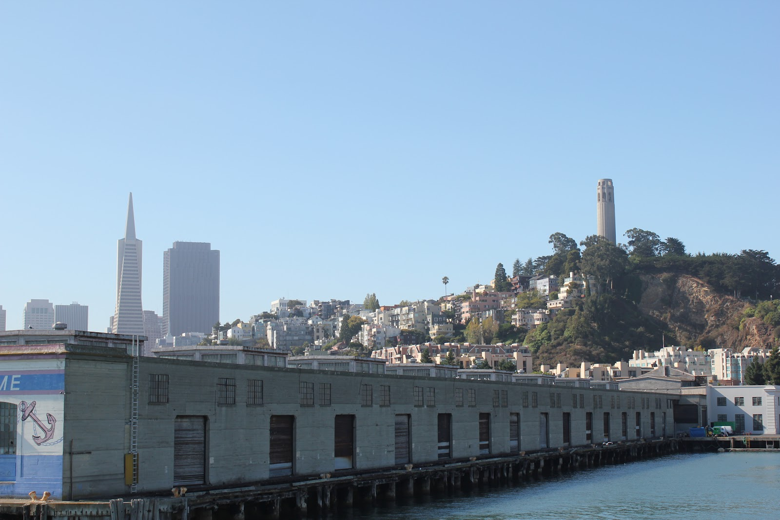 In and Around Town: San Francisco - a Visit to Alcatraz