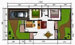 Rumah minimalis 2 kamar 4