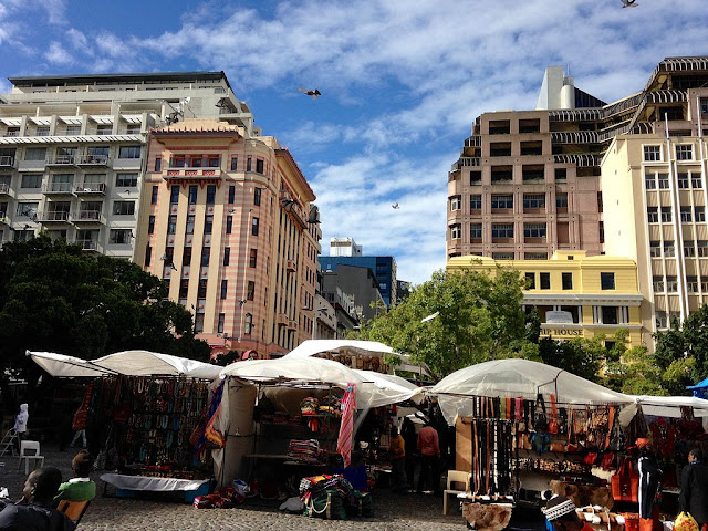 Greenmarket Square (source: https://commons.wikimedia.org/wiki/File:Greenmarket_Square,_Cape_Town_01.JPG)