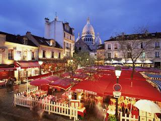 Place du Tertre de París