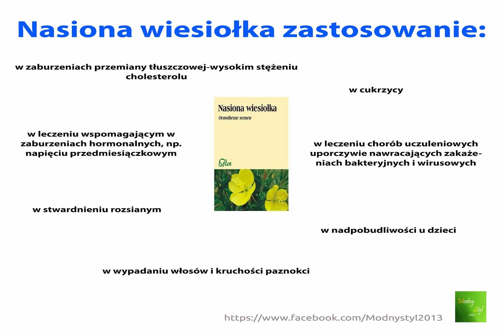 Nasiona wiesiołka i ich zastosowanie