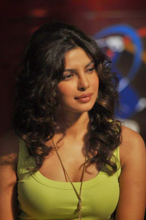 Priyanka Chopra In T-shirt Stills