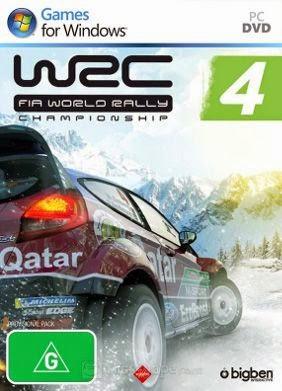 WRC 4 FIA WORLD RALLY CHAMPIONSHIP PC GAME DOWNLOAD