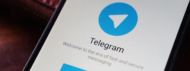 Telegram Channel Untuk Blogger