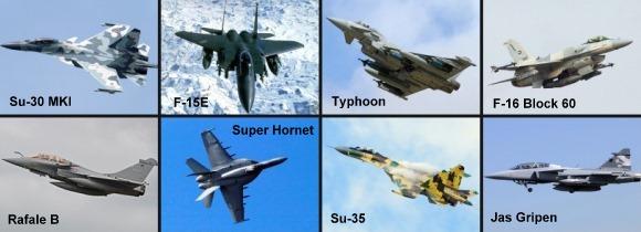 Pesawat tempur generasi 4+