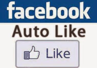 cara menggunakan auto like fb, cara memperbanyak like status fb, cara suntik foto profil fb