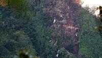 Foto Gunung Salak Tertabrak Sukhoi | Galeri Info Unik