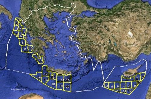 """Ελληνική ΑΟΖ -- ΣΥΡΙΖΑ """"άκυρο"""" σε διασύνδεση Κρήτης και υδρογονάνθρακες – Οι εναλλακτικές."""