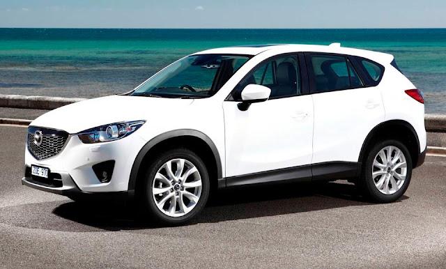 В Сергиевом Посаде угнали Mazda СХ-5 ценой 1,2 млн руб.