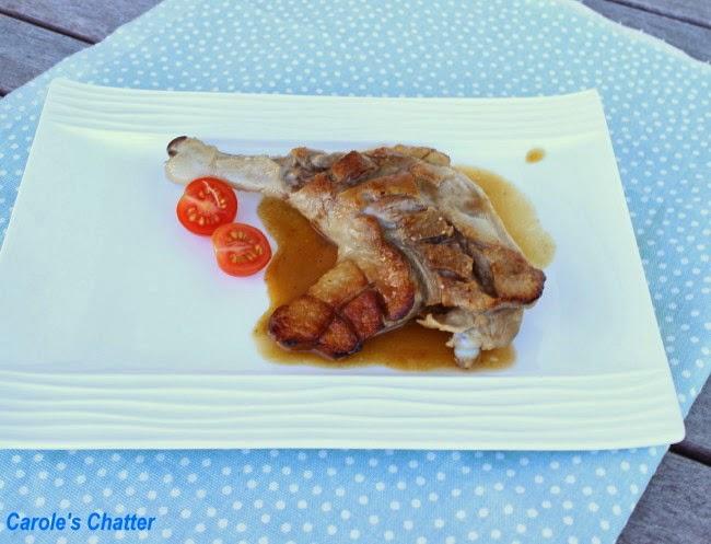 Duck a La Tangelo by Carole's Chatter