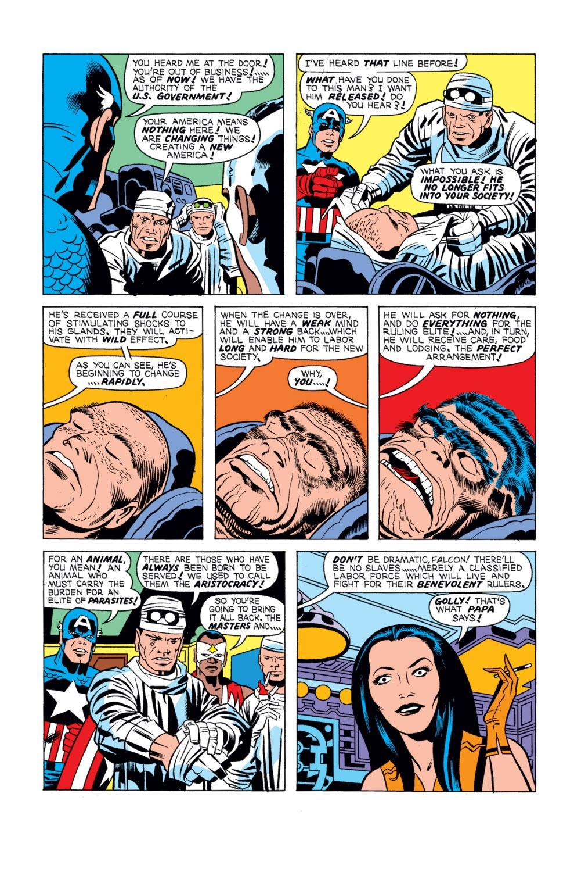 Captain America (1968) Issue #195 #109 - English 6